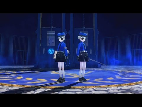 Persona 5 Save Everyone Battle with Caroline and Justine