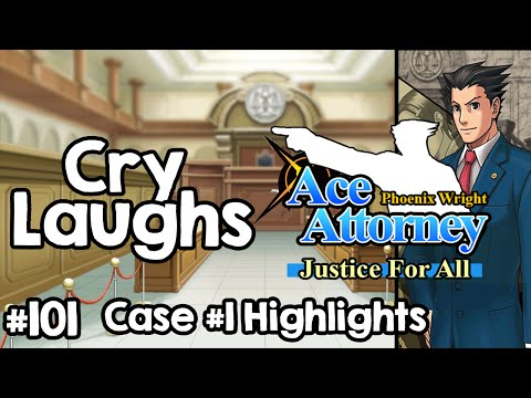 The Lost Turnabout | Phoenix Wright Justice for All