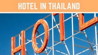 My 32 night Thailand Hotel Review from Hua Hin Thailand