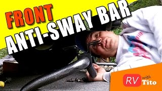 How To Install Rv Anti-sway Bars - Part 1
