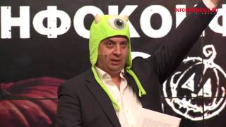 Инфоконференция 2015 - 01-02 - Андрей Парабеллум - Как запустить свой успешный инфобизнес