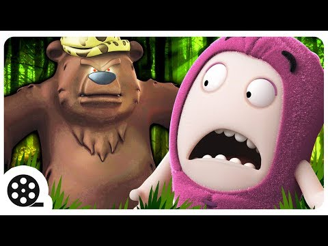 Cartoon | Oddbods - ANIMAL PLANET | Mini Cartoon Movie | Funny Cartoons