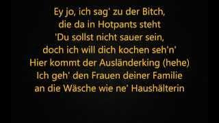 Farid Bang - LUTSCH (Lyrics)