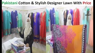 Pakistani Cotton Dresses  And Latest Stylish Designer Lawn Net Dresses With Price