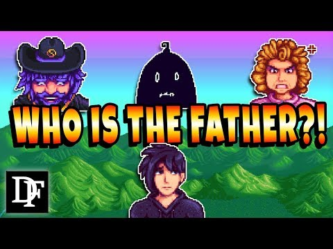 Finding Sebastian's Father! - Stardew Valley