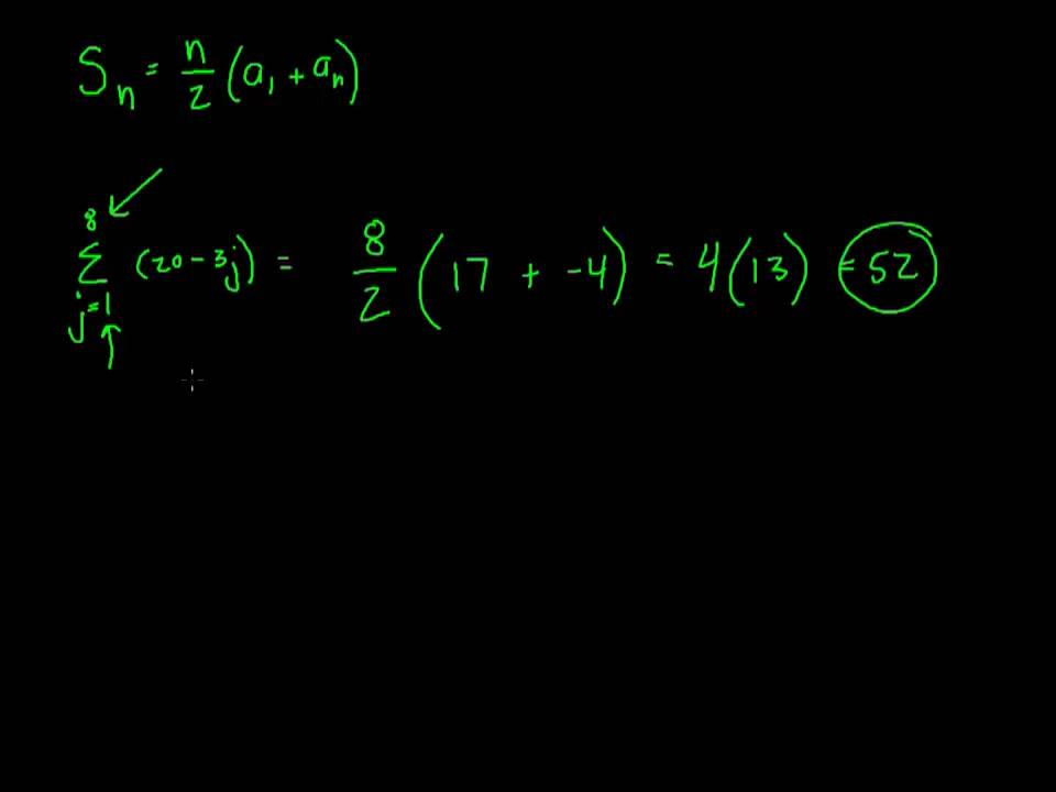 Pre-Calculus: Chapter 9 Test Review