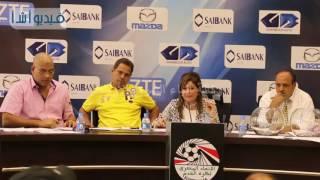 بالفيديو: قرعة دوري الكرة النسائية بالاتحاد المصرى لكرة القدم
