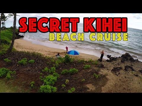 Secret Beach Kihei Cruise (e-bike edition)