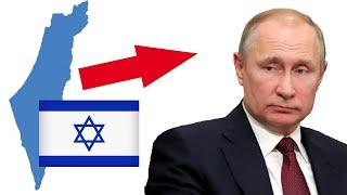 Почему топлю за Путина из Израиля ? Кто пишет мне тексты ?