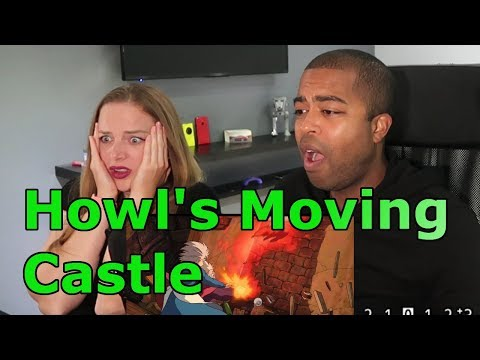 howl's-moving-castle-(reaction-🔥)-movie-review