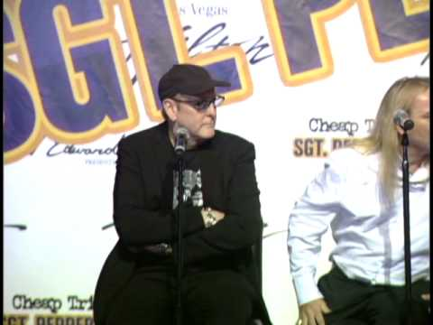SGT. PEPPER LIVE FEATURING CHEAP TRICK   EXCLUSIVE LAS VEGAS HILTON ENGAGEMENT