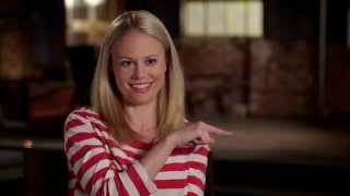 "Grimm Season 5 ""Adalind"" Interview - Claire Coffee"