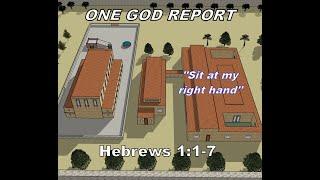 Hebrews 1: Is Jesus God? Is Jesus the Creator?