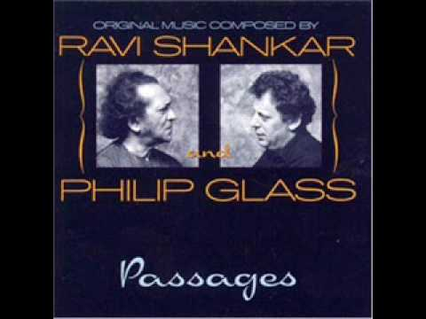 Ravi Shankar feat Philip Glass - Offering