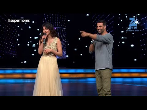 Thumbnail: Akshay Kumar and Shruti Hasan had a blast on the sets of Zee TV's DID Supermoms