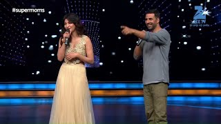 Akshay Kumar and Shruti Haasan had a blast on the sets of Zee TV's DID Supermoms