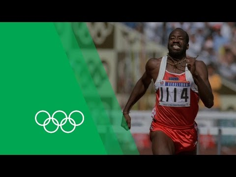 Félix Sánchez on 400m hurdles legend Edwin Moses | Greats on Greats
