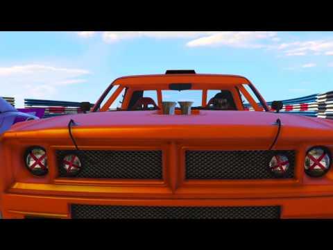 NUEVAS CARRERAS EN GTA!! MI PRIMERA TINY RACE!