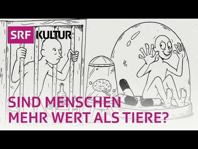 «MENSCHENFLEISCH» – das philosophische Gedankenexperiment | #filosofix