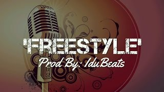 Free beat hiphop FREESTYLE/Instrumental FREESTYLE Uso Libre. Prod.by IduBeats