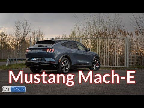 Mustang Mach-e AWD 98 test PL Pertyn Ględzi
