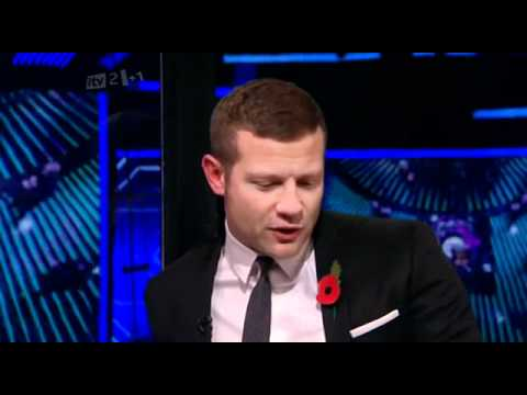 """The Xtra Factor - Results Top 09 (06/11/11) - """"Dermot"""" Interview"""