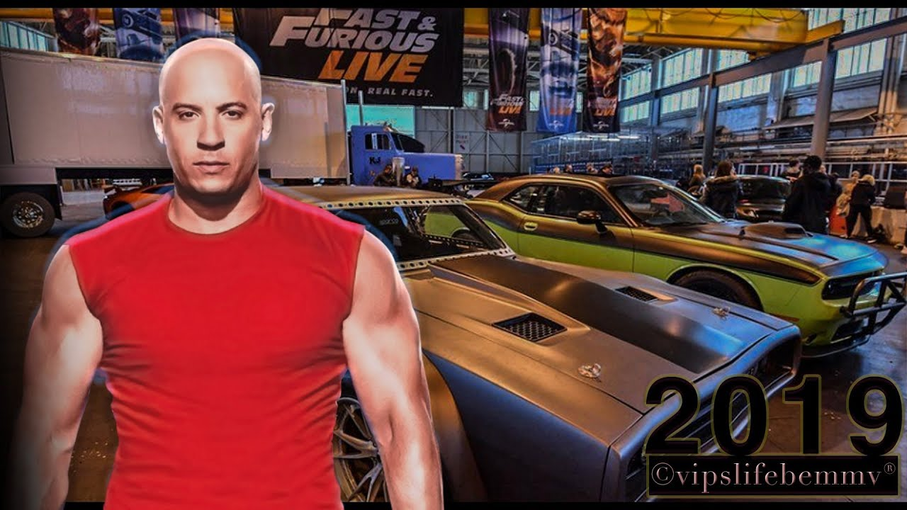 Vin Diesel Cars Collection 2020 - YouTube