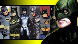 BATMAN Is My Hero + Reviews For All Batman Movies = BATMAN FANBOY!