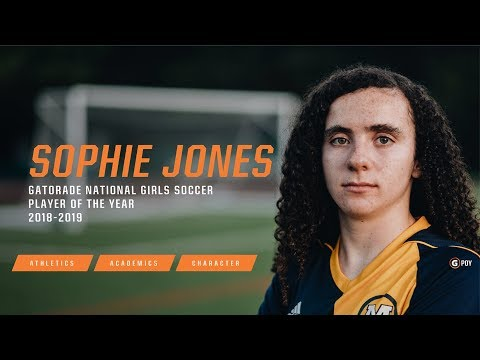 Menlo's Sophie Jones tabbed Gatorade national player of the year