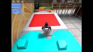 ROBLOX- Supersuper85's obbies - read desc - Gameplay nr.5%