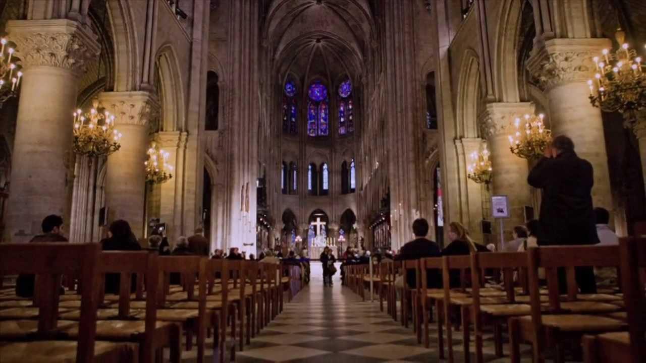 Préférence Katedra Notre Dame w Paryżu - YouTube JE81