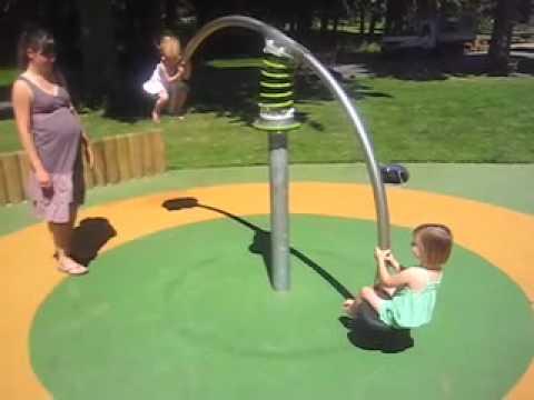 England's Cool Playground Equipment