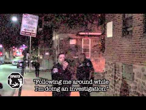 Baltimore Police Threaten WeCopwatch