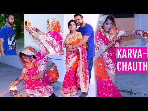 Karvachauth Vlog 2017 | SuperPrincessjo