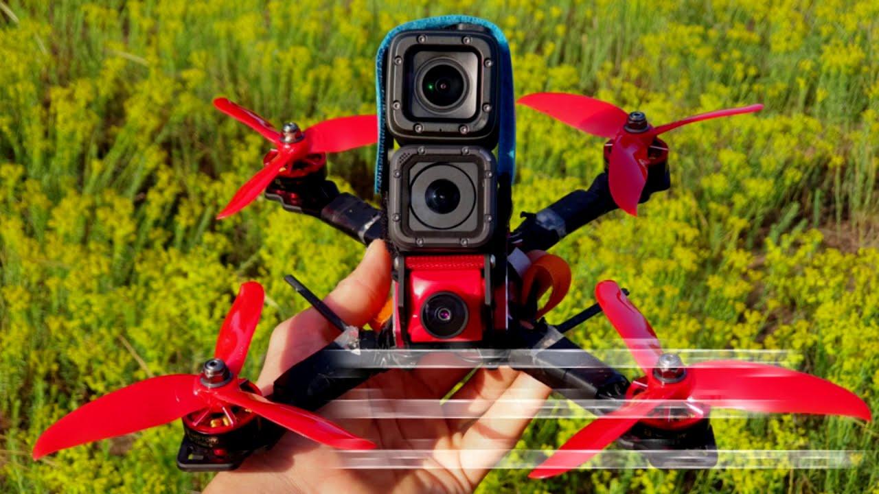 ✔ Полеты на Eachine Tyro109 - Бюджетный FPV Квадрокоптер! 97$ Лето 2019 фотки