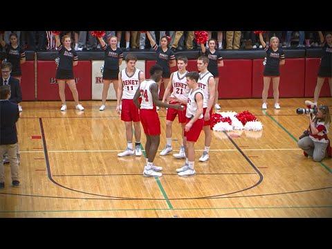 Marian Central vs. Benet Academy, Boys Basketball // 02.19.20