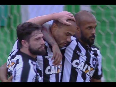 Chapecoense 0 x 2 Botafogo, Melhores Momentos - Série A 18/06/2017