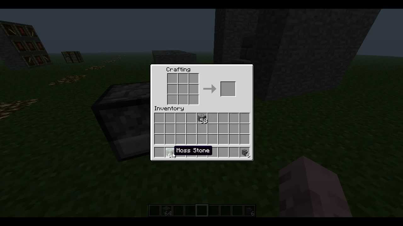 stone fence gate minecraft. minecraft how to stone fence gate youtube