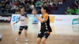 Vulkan Ladies Handball Bundesliga Spot