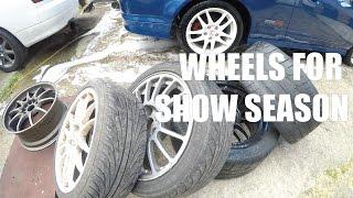 What Wheels for Show Season? - PerformanceCars