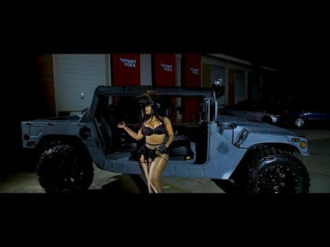 Tiffany Foxx-WAR ZONE  (Official Video)
