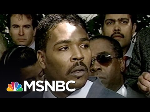 Rodney King Plea | In Other News | MSNBC