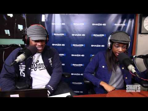 Little Simz  Takes Down the 5 Fingers of Death on Sway in the Morning