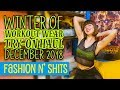Winter of Workout Wear Try-On Haul December 2018 • Fashion N' Shits