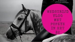 Wedstrijd met de knapste Popeye 😍😍 #JoanneNeidhoferHorses #Vlog134