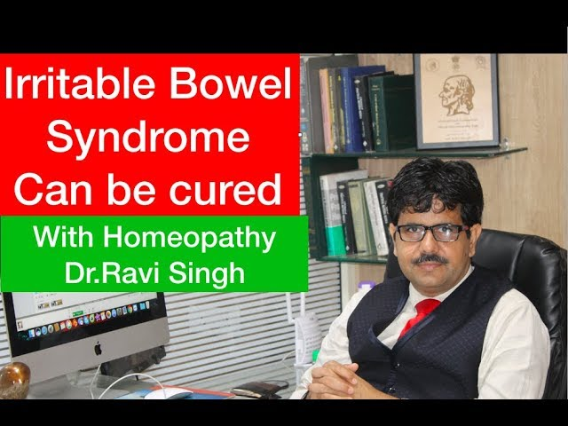 IBS and Depression Cured case Dr Ravi Singh