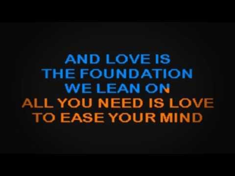 SC2275 06   Lynn, Loretta   Love Is The Foundation [karaoke]