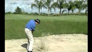 Làm sao để đánh bóng khỏi hố cát?