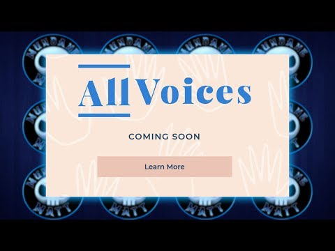 AllVoices startup is basically Social Autopsy for Hollywood