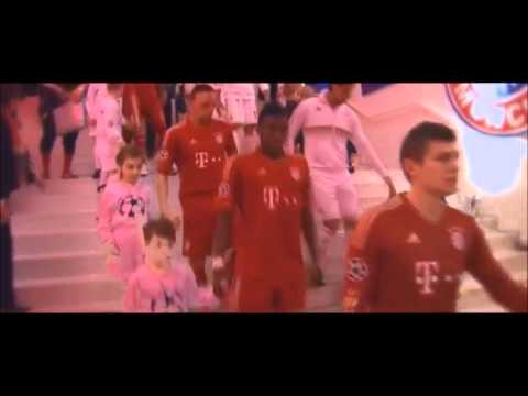 FC Bayern Munich -Road to Munich-2012 HD